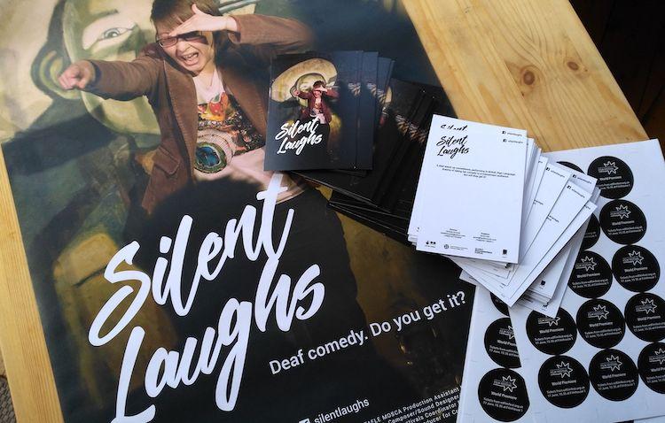 Silent Laughs