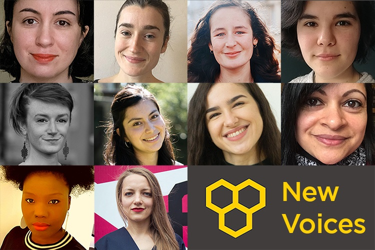 New Voices 2021